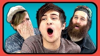 YouTubers React To DyE Fantasy