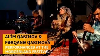 Alim Qasimov - Alim Qasimov & Fargana Qasimova - Performances at the Morgenland Festival Osnabrück (2009)