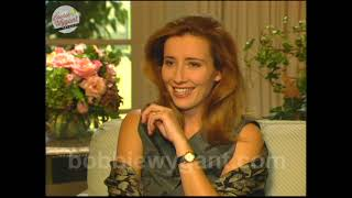 "Emma Thompson ""The Remains Of The Day"" 1993 - Bobbie Wygant Archive"