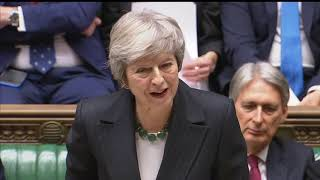 Prime Minister's statement on EU exit negotiations: 15 November 2018