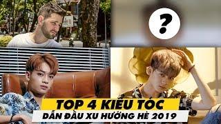 Top 4 Kiểu Tóc Dẫn Đầu Xu Hướng Hè 2019 - 30Shine TV Trendy