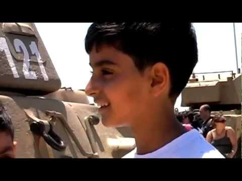 Israel's military indoctrination of children