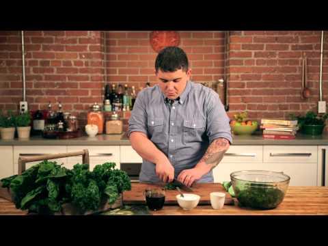 Marinating Raw Vegetables with Doug McNish