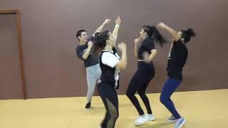 Korede Bello ft. Tiwa Savage - Romantic | Coreografia grupo Logus Dem