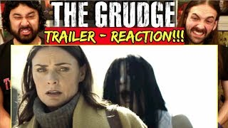 THE GRUDGE - TRAILER | REACTION!!!