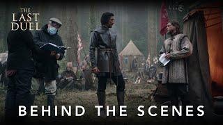 Behind the Scenes Featurette   The Last Duel   20th Century Studios