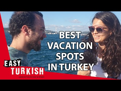 Best vacation spots in Turkey | Easy Turkish 14 photo