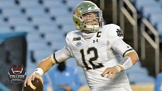 Notre Dame Fighting Irish vs. North Carolina Tar Heels | 2020 College Football Highlights
