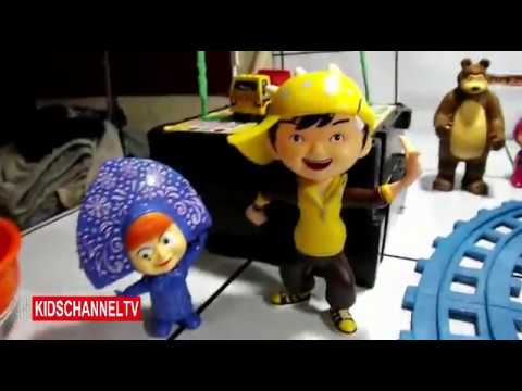 Gopal Kumar BoBoiBoy Galaxy | Kids Toys 2017
