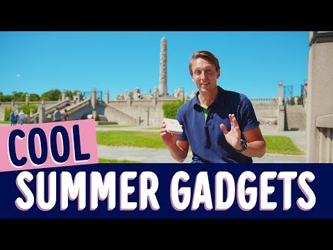 Cool sommer gadgets