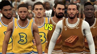 Worst vs Best Three Point Shooters In NBA 2K20!