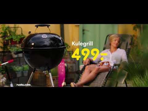Rusta reklamefilm - sommer 2018