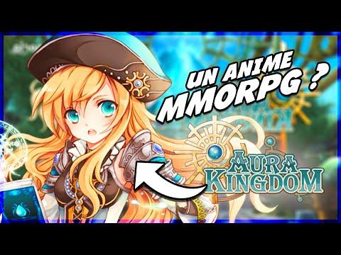 Un MMORPG Anime ? Découverte de Aura Kingdom !