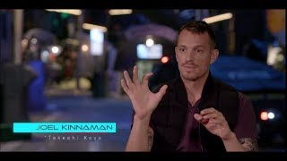 Get to Know Altered Carbon with the Cast | #TheFutureIsNow #GlobeNetflix #NowPlayingEverywhere
