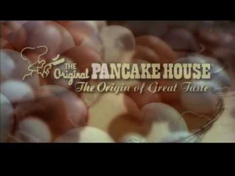 "The Original Pancake House - ""The Origin of Great Taste"" - Eggs :10 Spot"