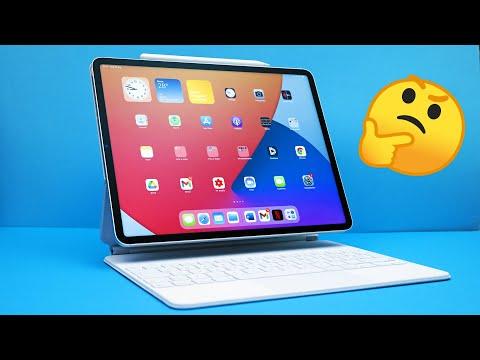 iPad Pro 2021: NON È PER TUTTI. Vi spie …