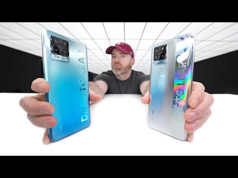 Realme 8 and Realme 8 Pro Unboxing...