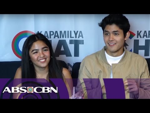 WATCH: Andrea & Grae in Dikitan Level Up Challenge