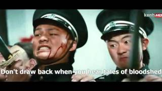The Woman Kinght   Chinese Action Movies   War Martial Arts English Subtitles