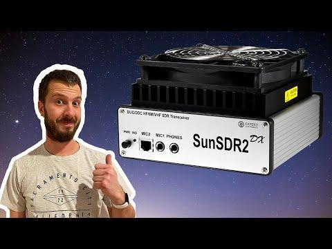 SunSDR2 DX 100W SDR Transceiver & ExpertSDR3 | Expert Electronics