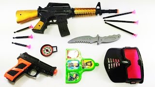 Military Force Action Set for Kids - Realistic Military Squad Equipment