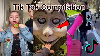 Tik Tok Compilation #5 (Jelly Fruit, Baby Filter, Chicken, Pranks, Trends)!! *SUPER INTERESTING*