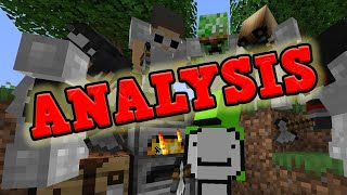 Minecraft Speedrunner VS 5 Hunters ANALYSIS