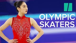 Team USA's Figure Skating Olympians
