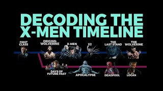 The X-Men Timelines Explained!