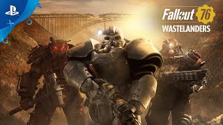 Fallout 76 : wastelanders :  bande-annonce 1