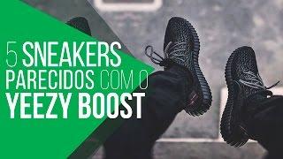 👟 YEEZY BOOST 350 - 5 Sneakers para Substituir - #TrocaMM 👟