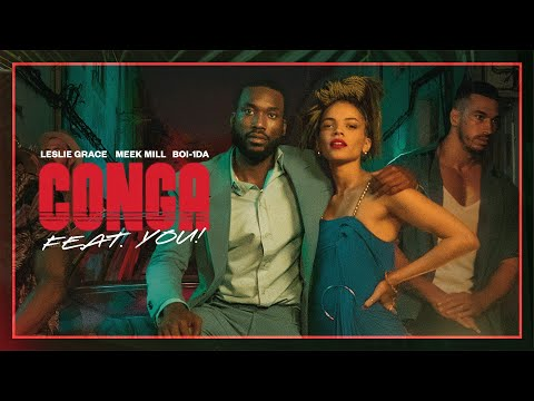 """The World's Most Awarded Rum Brand Unites With Singer, Dancer And TV Judge Alesha Dixon And Dance Sensation Diversity To Unveil The Final Crowdsourced """"Conga Feat. You"""" Campaign, Showcasing Vocals And Dance Moves From Fans Around The World Feat. Meek Mill, Leslie grace, Produced by Boi-1da"""