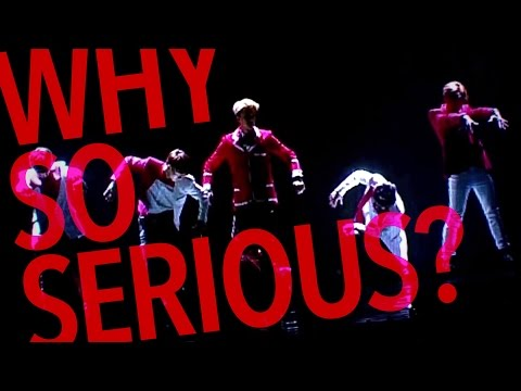 131114 EXO「Why So Serious?」Special Edit. from Melon Music Awards 2013