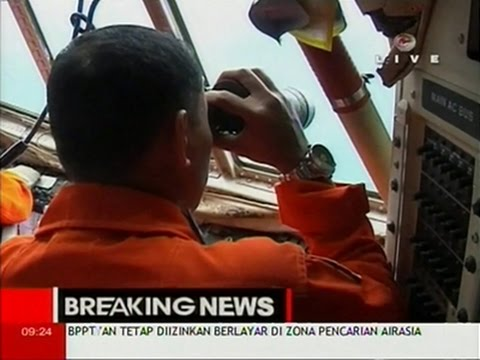 AP : Official : AirAsia plane likely on bottom of sea