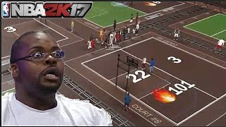 100 GAME MYPARK WIN STREAK GETS SNAPPED!!!! NBA 2K17