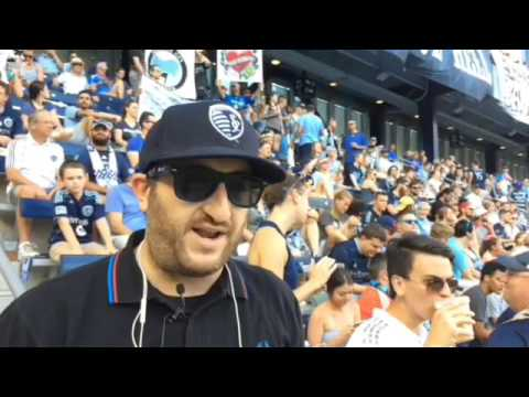 Fans and Sporting KC pay tribute to Neal Patterson