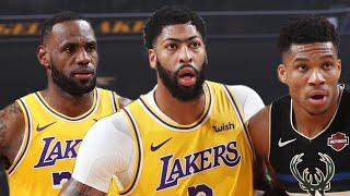 Los Angeles Lakers vs Milwaukee Bucks Full Game Highlights   December 19, 2019-20 NBA Season