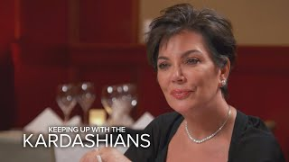 KUWTK | Kris Jenner Brings Her Personal Scribe to Lunch | E!