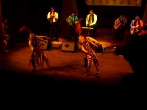 TINKUS SAN SIMON - Yara - Teatro Acha - Cbba - BOLIVIA
