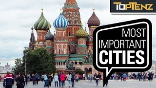 10 Most Important Cities in the World