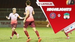 Highlights | Sài Gòn FC - HAGL | Hồng Duy lập siêu phẩm, đội khách vẫn nhận thất bại | VPF Media
