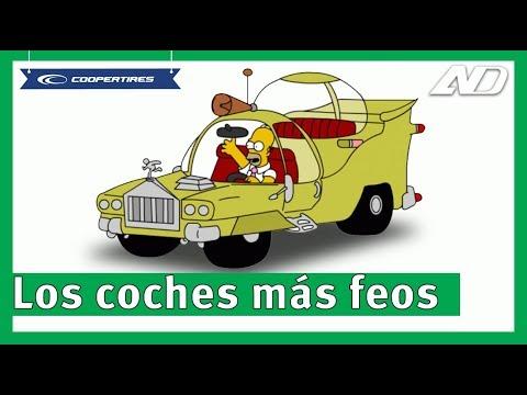 Los 5 autos más feos del siglo - AprendeDinámico por Cooper Tires