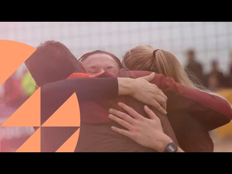 2018-2020 CEV Beach Volleyball Continental Cup | Bettystown (IRL) | Highlights Day 1