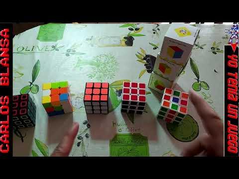 Especial Carlosblansa - Cubos De Rubik