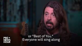 Foo Fighters frontman Dave Grohl on politics and music