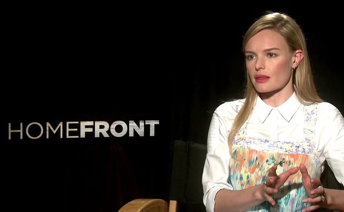 Kate Bosworth Interview - Homefront (HD) JoBlo.com Exclusive ...