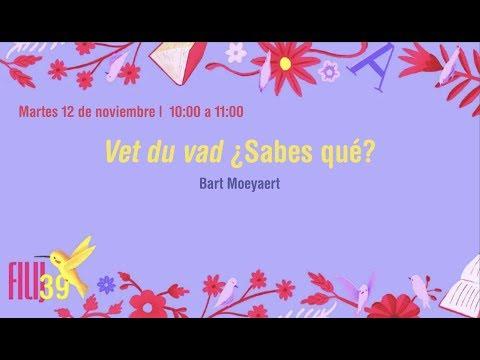 Vidéo de Bart Moeyaert