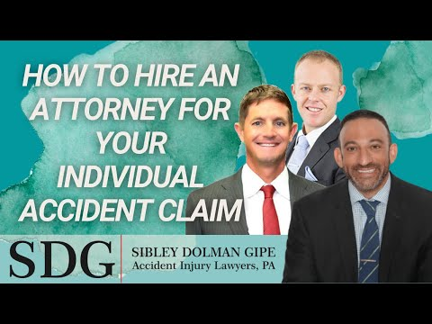SIBLEY DOLMAN HIRING AN ATTORNEY