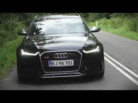 Audi RS 6 Avant. Indbegrebet af Audi Sport.