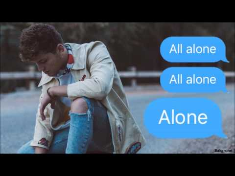 Bazzi - Alone (lyrics)